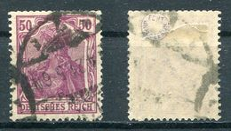 D. Reich Michel-Nr. 146I Gestempelt - Gebraucht