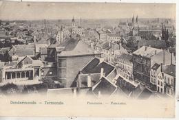 Dendermonde - Panorama - 1907 - Uitg. L Penninckx Nr 73 - Dendermonde