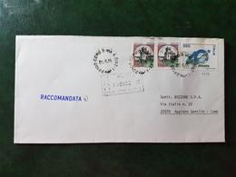 (11489) ITALIA STORIA POSTALE 1986 - 6. 1946-.. Repubblica