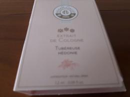 Echantillon Sur Carte **Roger& Gallet **Extrait De Cologne** Tubéreuse Hédonie - Cartes Parfumées