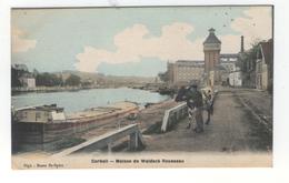 CORBEIL Maison De Waldeck Rousseau (vache) - Corbeil Essonnes