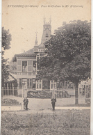 Everbeek - Everbecq (Ste-Marie) - Face Du Château De Mr D' Harveng - Geanimeerd - 1907 - Brakel