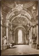 Ak Grüssau - Schlesien - Klosterkirche - Innenaufnahme - Kirchen U. Kathedralen