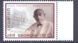 2018. Georgia, Composer Paliashvili, 1v,  Mint/** - Géorgie