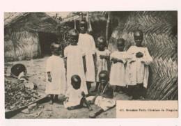 21449 Cpa  Petits Chrétiens De Dinguira !!  ACHAT DIRECT !! - Soudan