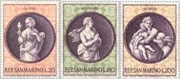 San Marino 1969 Serie Natale - San Marino