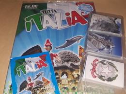 Tutta Italia Album Vuoto+set Completo Figurine Fol Bo 2013 - Altri