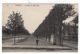 CORBEIL Les Allées De Saint Jean - Corbeil Essonnes