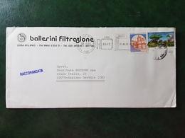 (11523) ITALIA STORIA POSTALE 1985 - 6. 1946-.. Repubblica