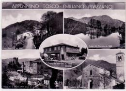 Fivizzano- Appenino Tosco-emiliano Viaggiata 1954   H941 - Italia