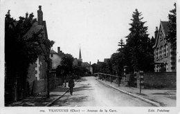 !  Veaugues - Avenue De La Gare - Other Municipalities