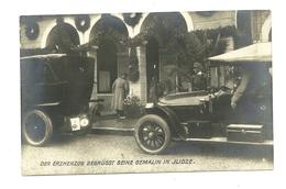 AK Jlidze - Kaiserreich - Oldtimer - Erzherzog - Bosnien-Herzegowina
