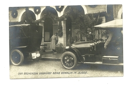 AK Jlidze - Kaiserreich - Oldtimer - Erzherzog - Bosnie-Herzegovine