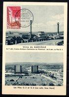 Marcoule // Premier Jour FDC //  1 Carte // 23 Mai1959 - FDC