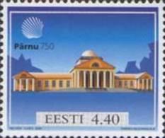 Estonia Estland 2001 MNH **  Mi. Nr. 401 750th Aniv. Of Pjarna - Estland