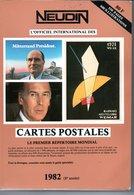 NEUDIN CARTES POSTALES REPERTOIRE - Books, Magazines, Comics