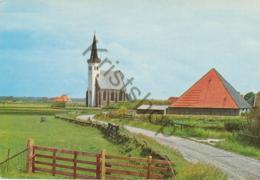Texel - Kerkje Den Hoorn  [AA23-562 - Texel