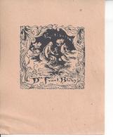Ex Libris.100mmx125mm. - Ex-libris