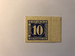 Allemagne Notgeld Allemagne Hofheim 10 Pfennig - [ 3] 1918-1933 : République De Weimar
