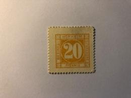 Allemagne Notgeld Allemagne Hofheim 20 Pfennig - [ 3] 1918-1933 : République De Weimar