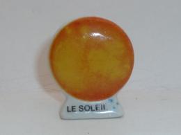 FEVE LES PLANETES, LE SOLEL - Santons/Fèves