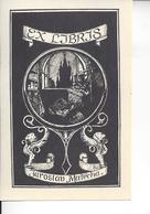 Ex Libris.60mmx95mm. - Ex-libris