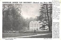 Domein Van Bouchout (Kasteel Van Meise 1818) Foto Jules Tillier - Meise