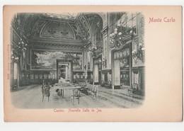 169 - MONTE CARLO - Casino - Nouvelle Salle De Jeu - Monte-Carlo