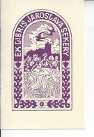 Ex Libris.70mmx105mm. - Ex-libris