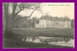 Brion * Chateau Des Hayes    ( Scan Recto Et Verso ) - France