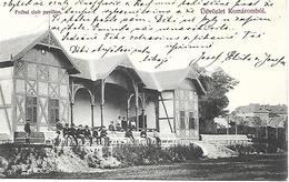 1907 - KOMARNO  Komarom, Gute Zustand, 2 Scan - Slowakei