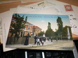Bosanski Brod  Grus Aus Bos Brod Spomenik Monument - Bosnie-Herzegovine