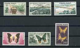 Madagascar YT PA 78-83 XX / MNH - Madagascar (1960-...)