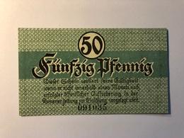 Allemagne Notgeld Allemagne Kamen 50 Pfennig - [ 3] 1918-1933 : République De Weimar