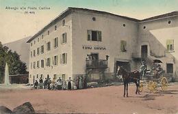 1917 - CADINE, Gute Zustand, 2 Scan - Trento