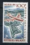 Madagascar YT PA 87 XX / MNH Aviation Port - Madagascar (1960-...)
