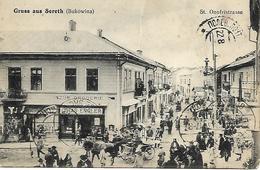 1917 - SERETH  Bukowina, Gute Zustand, 2 Scan - Rumänien