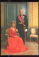 CPM Neuve Norvège H K H Konprins Harald & H K H Konprinsesse Sonja - Norvegia