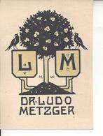 Ex Libris.75mmx100mm. - Ex-libris