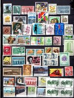 Pays Du Monde 57 Timbres  F7 - Lots & Kiloware (mixtures) - Max. 999 Stamps