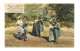 La Bourreio Aubergno - 5867 - Danses