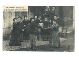 La Bourreio Aubergno - 5868 - Danses