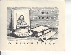 Ex Libris.85mmx65mm. - Ex-libris