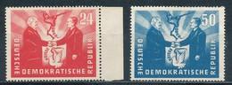 DDR 284/85 ** Mi. 40,- - [6] Repubblica Democratica