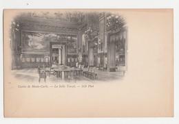 171 - MONTE CARLO - Le Casino - La Salle Touzet - Monte-Carlo