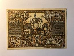 Allemagne Notgeld Allemagne Kirn 50 Pfennig - [ 3] 1918-1933 : République De Weimar