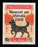 WALLIS Et FUTUNA - 2018 - Nouvel An Chinois - Wallis-Et-Futuna