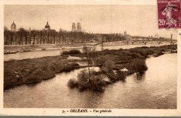 45 ORLEANS  VUE GENERALE - Orleans