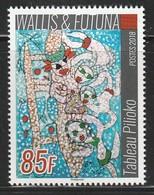 WALLIS Et FUTUNA - 2018 - Tableau Pilioko - Wallis-Et-Futuna