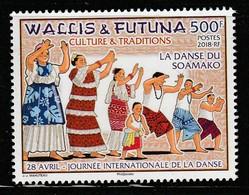 WALLIS Et FUTUNA - 2018 - Culture Et Traditions : La Danse Du Soamako - Wallis-Et-Futuna